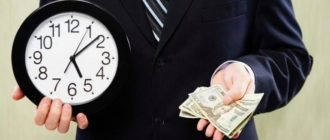 просрочка по платежу кредита